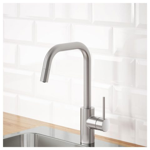 kitchen faucet with pull out