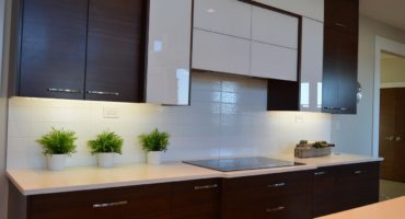 common kitchen cabinet materials